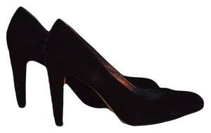 DKNY 4 Inch Heels Suede black Pumps