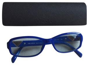 Prada Prada eyeglasses with prescription lens