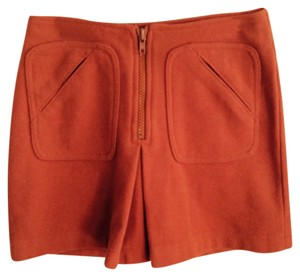 Gap Mini Skirt Orange