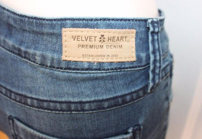 Velvet Heart Jeans Stretch 27 Skinny Pants BLUE Image 2