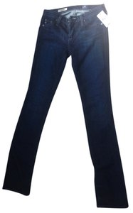 AG Adriano Goldschmied Slim Boot Cut Jeans-Dark Rinse