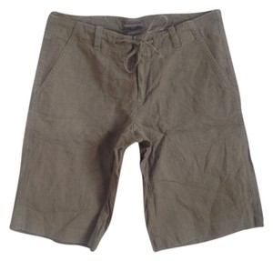 Banana Republic Bermuda Shorts Olive Green