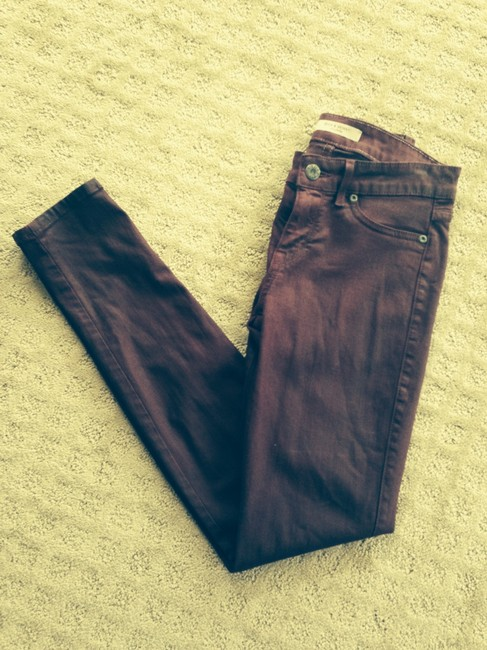 Rich & Skinny Skinny Jeans-Coated