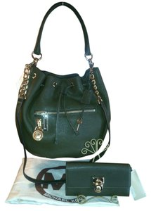 Michael Kors Upc: 885949330773 Satchel in LODEN Green