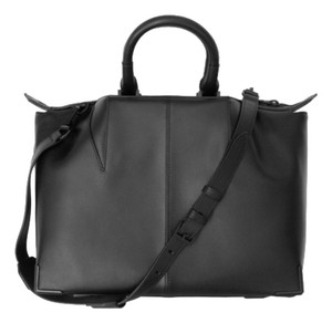 Alexander Wang J Brand Rag & Bone Helmut Lang Rick Owens Veda Muubaa All Saints Haider Ackermann Philip Lim Isabel Marant Iro Acne The Satchel in Black