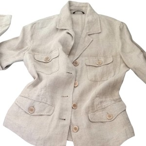 Max Mara Safari Linen Jacket
