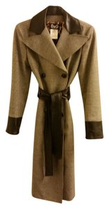 Dolce&Gabbana Trench Designer Trench Trench Coat