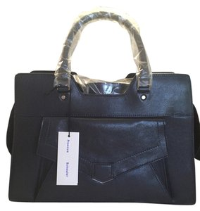 Proenza Schouler Leather Brand New Satchel in Navy Blue