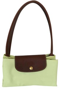 Longchamp Tote in Anise Green