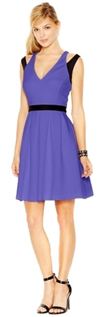 Preload https://img-static.tradesy.com/item/8585308/jessica-simpson-blue-with-black-accents-js5u7481-above-knee-workoffice-dress-size-12-l-0-1-650-650.jpg