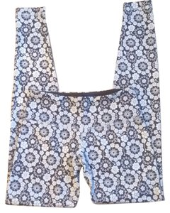 Lululemon Like New Lululemon Wunder Under Pants Twiggy Rare Floral Size 4