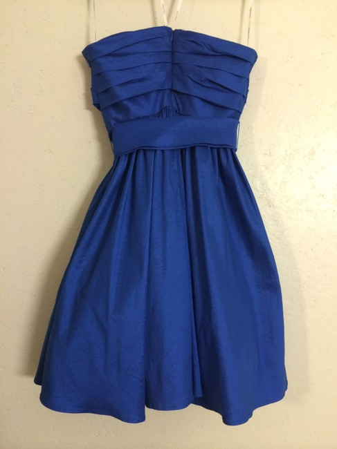 Calvin Klein Retro Strapless Dress