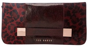 Ted Baker Wine Clutch