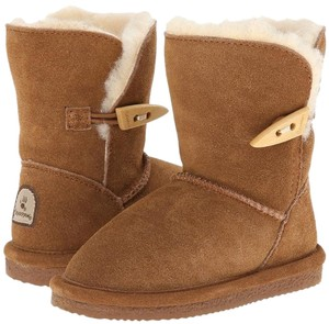 Bearpaw Victorian Youth Hickory II Boots