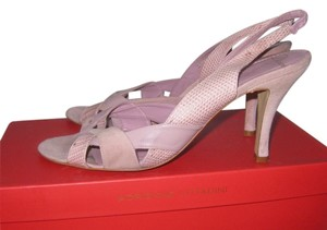 Delman Light Lilac Sandals