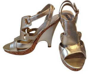 Bakers Gold Sandals