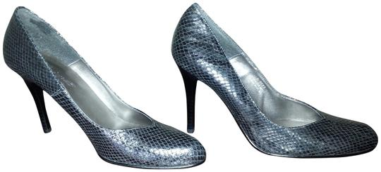Garsima Pewter Pumps