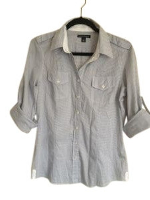 Preload https://item5.tradesy.com/images/banana-republic-blue-button-down-top-size-8-m-8594-0-0.jpg?width=400&height=650
