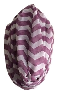 Other Lavender Chevron Infinity Scarf