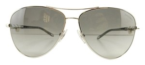 Tiffany & Co. Tiffany & Co. Sunglasses Silver Metal Aviators