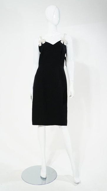 Nue by Shani Pearl Bow Dress