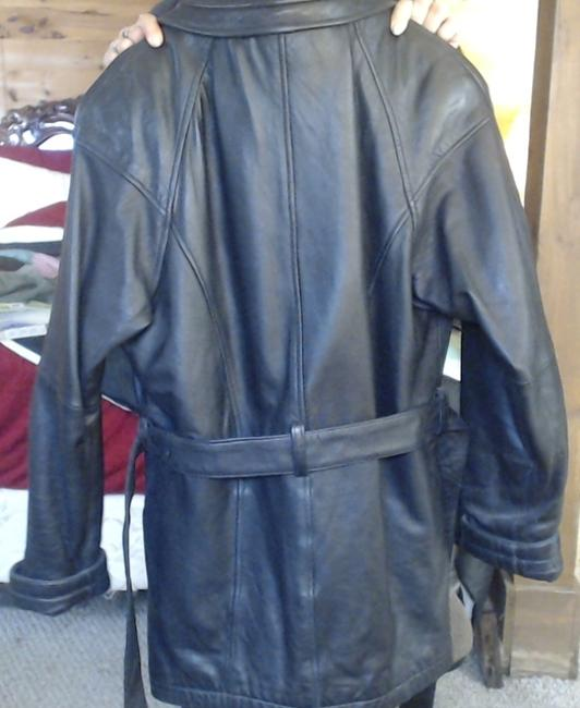 Wilsons Leather Soft Lambskin Leather Jacket