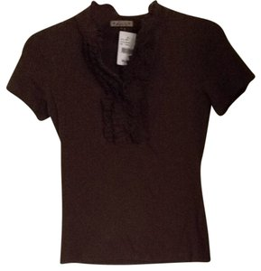 Dunnia T Shirt Brown