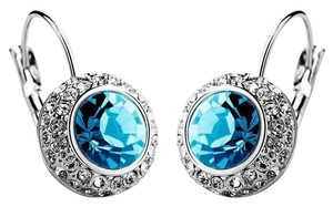 Fashion Shiny Full Austrian rhinestone Crystal dangle Earring, crystal earrings