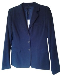 Elie Tahari Elie Tahari Navy Blue Suit - Lisa Jacket