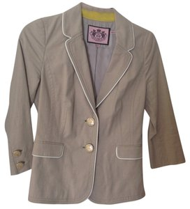 Juicy Couture Khaki Blazer