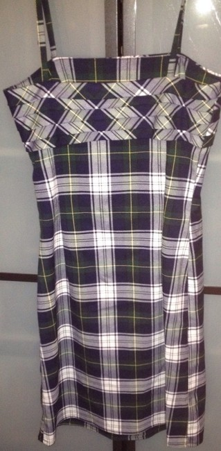 Tommy Hilfiger short dress Green, Black, White Jeans Jeans on Tradesy Image 4