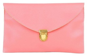 Other Classic Envelope Cute Creative Baby Pink Clutch