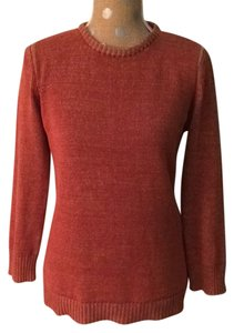 Elizabeth and James Textile Terracota Sweater