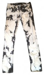 Black Orchid Skinny Jeans-Colored