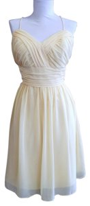 Alfred Angelo Bridesmaid Wedding Chiffon Dress