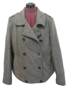 Old Navy Wool Nylon Pea Coat