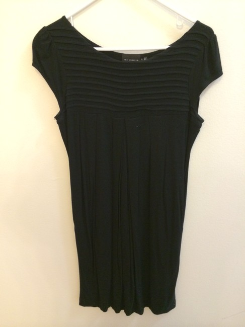 Black and White Maxi Dress by The Limited