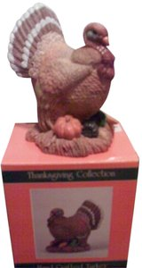 Kirkland's Vintage Kirkland's Thanksgiving Collection Turkey Figurine