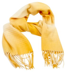 Cashmere Yellow Scarf