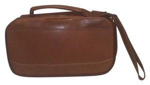 L.L.Bean Wristlet in Brown