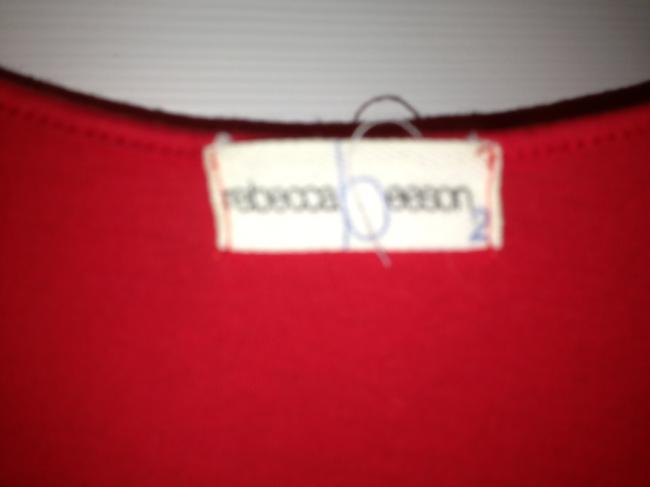 Rebecca Beeson T Shirt Red