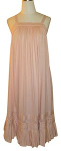 See by Chloé short dress Peach on Tradesy
