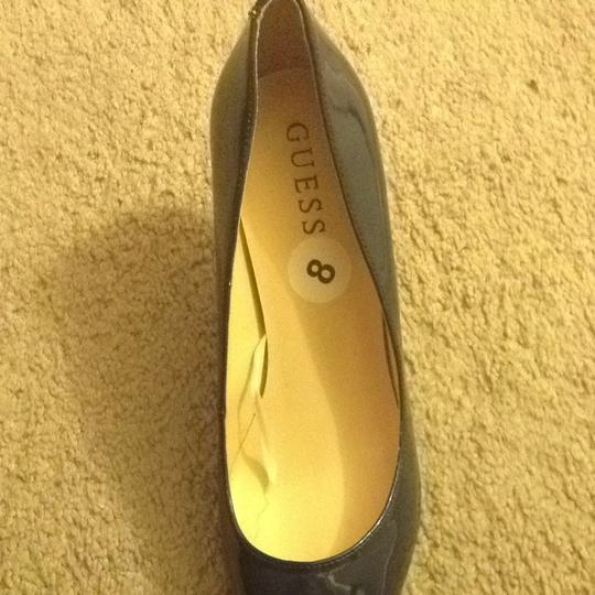 Guess Dark Blue Pumps