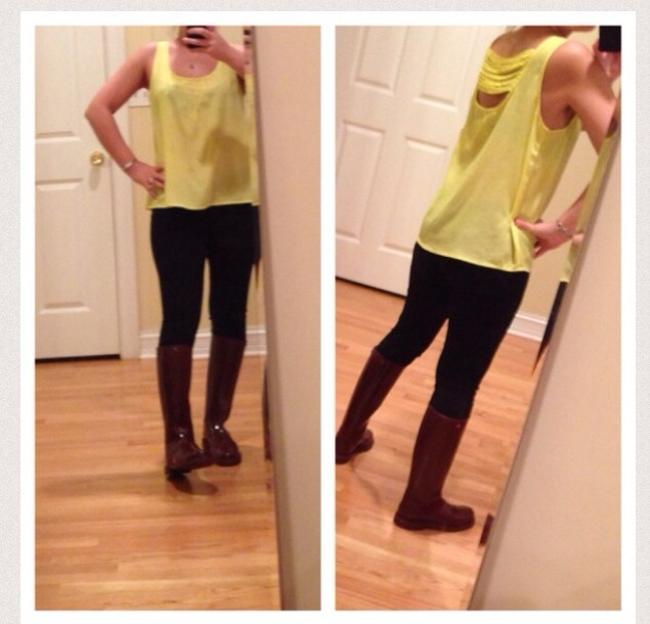 Mimi Chica Top Yellow