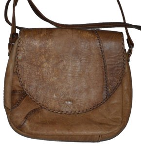 Other Distressed Brazil Cross Body Bag