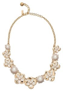Kate Spade Office to Evening Kate Spade Window Seat Necklace NWT Whimsical & Modern Floral Fancy!