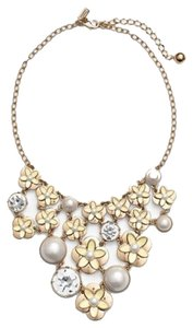 Kate Spade So Memorable! Kate Spade Window Seat Necklace NWT Modern Urban Chic Update of Flowers & Poseys