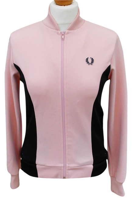 Item - Pink Ladies Classic Bomber Activewear Outerwear Size 8 (M, 29, 30)