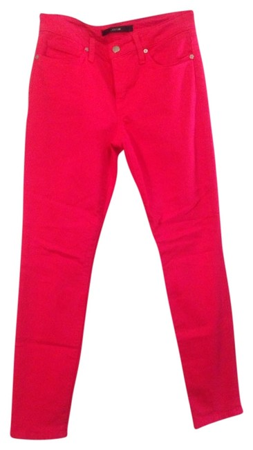 Item - Pink Ankle Skinny Jeans Size 27 (4, S)