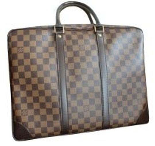 Preload https://item3.tradesy.com/images/louis-vuitton-brownblack-laptop-bag-862-0-0.jpg?width=440&height=440